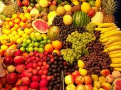 Jedz dużo owoców