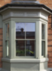 Design Build Joinery Bay sash windows