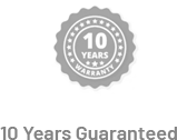 10 years Guaranteed