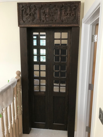 Bespoke Timber Doors