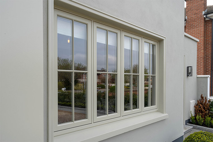 Timber Casement Windows