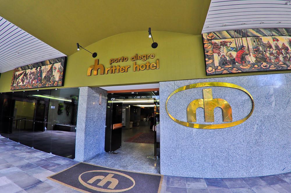 Fachada Hotel Ritter