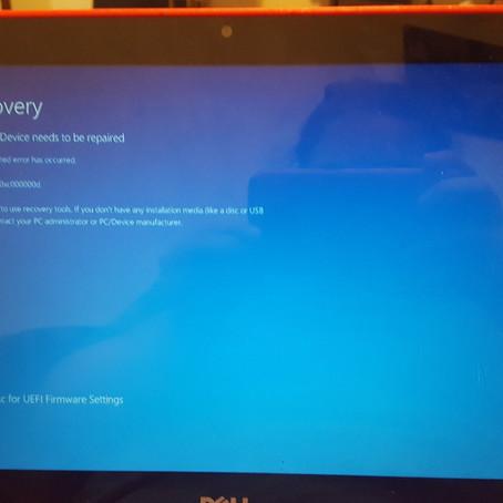 Computer Repair Struggle