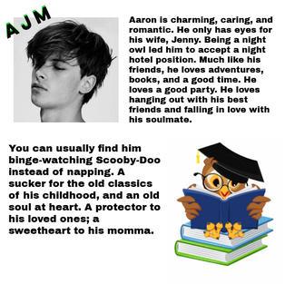 CREATING AARON