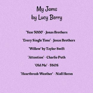 LUCY'S JAMS
