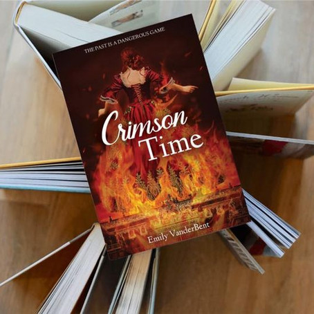 Crimson Time Review