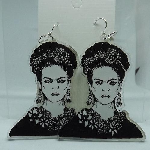 Statement Frida  Earrings