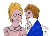 Emma and Mr Knightley