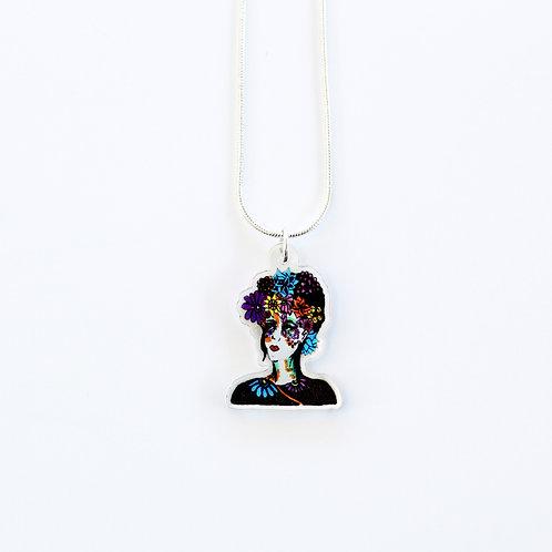 Frida Rainbow Necklace