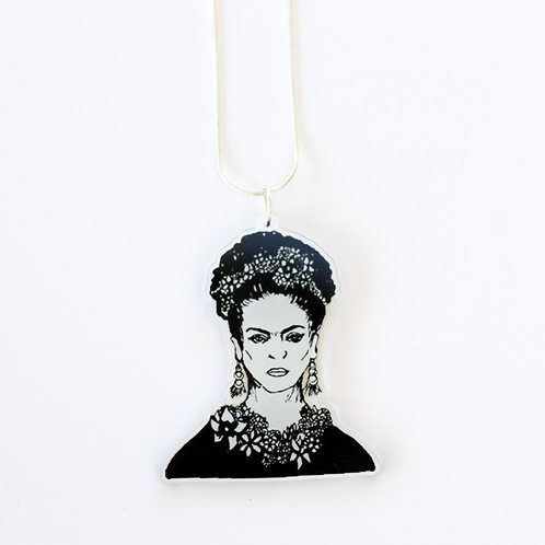Big Frida Necklace