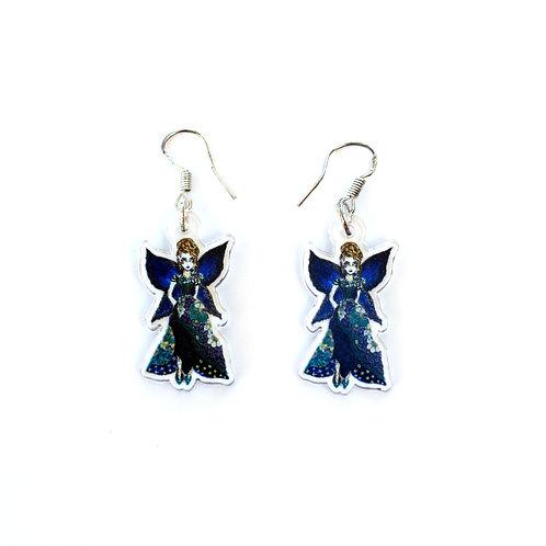 Midnight Fairy Earrings