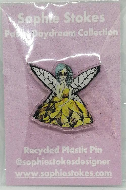 Pastel Fairy Pin