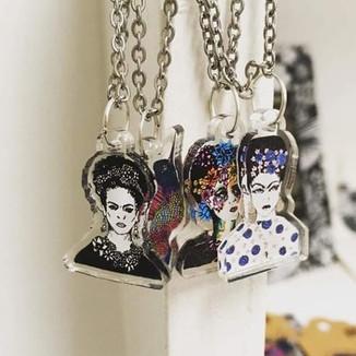 Recycled Plastic Jewellery