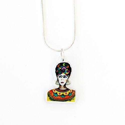 Frida Mexico Necklace
