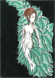 Jane in Chorton Leaf