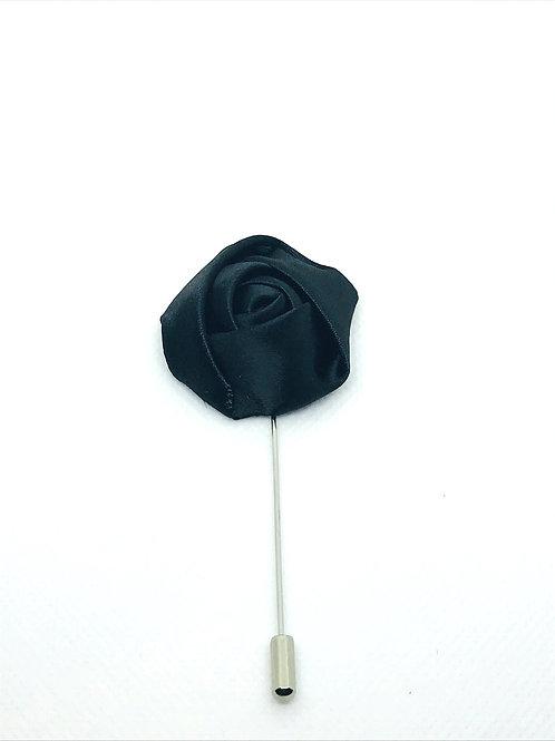 Rose Boutonniere for Men's Lapel Pin Flower