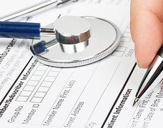 Paschket Chiropractic report of findings
