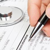 Health insurance.