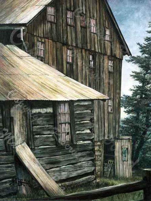 PRTGLP147- Ginter's Barn