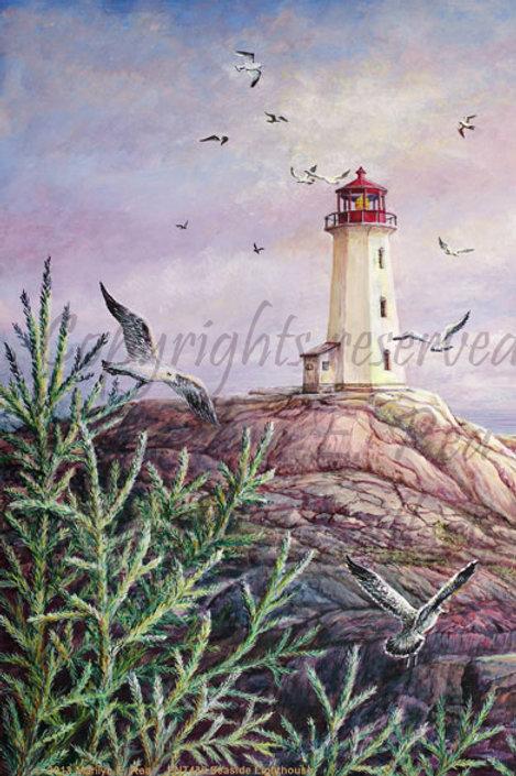 PNT430-Seaside Lighthouse