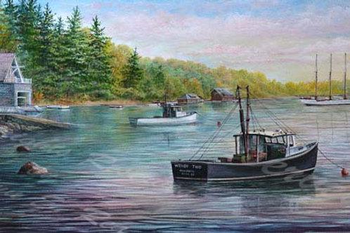 PRTGLP466-Quiet Harbor