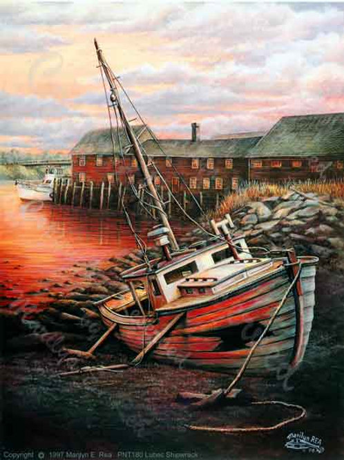PRTGLP180-Lubec Shipwreck