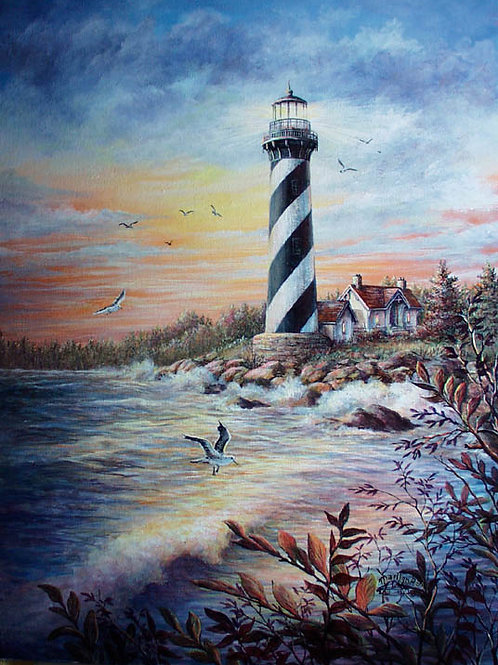 PRTOE622-Lighthouse   Right