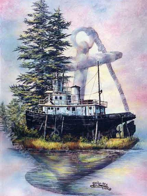 PRTGLP206-Tug & Anchor