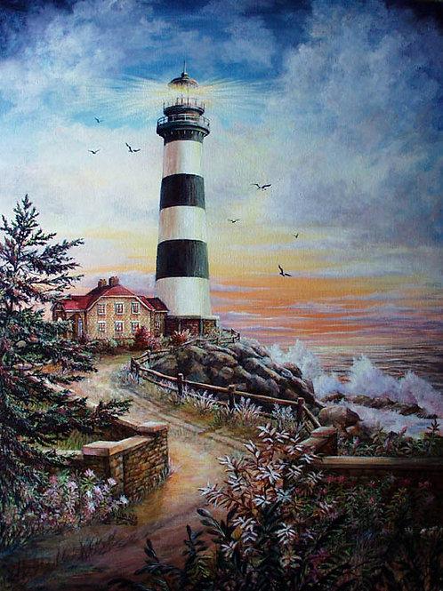 PRTOE621-Lighthouse   Left