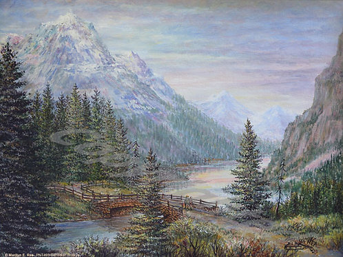 PRTGLP493-Canadian Rockys