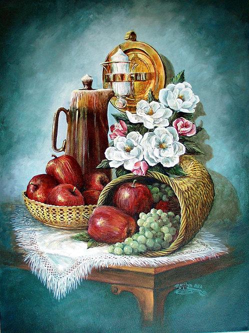 PRTOE614-Cornicopia & Apples