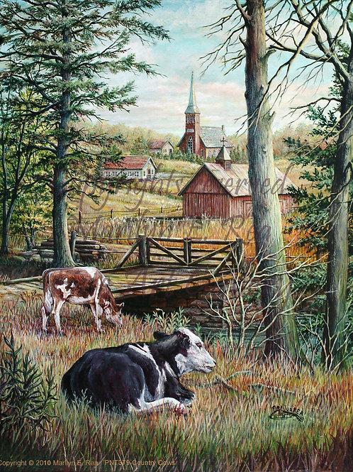 PRTGLP379-Country Cows