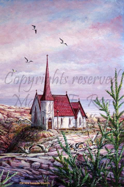 PRTGLP424-Seaside Church