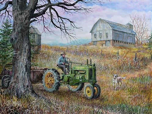 PRTGLP462-John Deer at Shank Farm