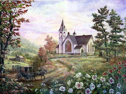 PRTOE592-Nastalgia Church