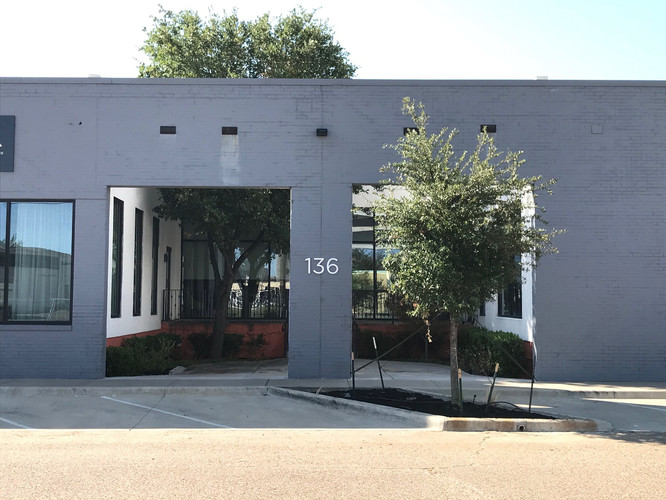 Front Entrance to Human Function and Performance Physical Therapy