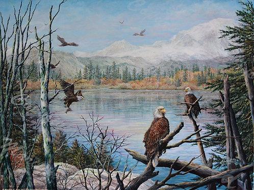 PRTGLP754-Silver Lake Eagles