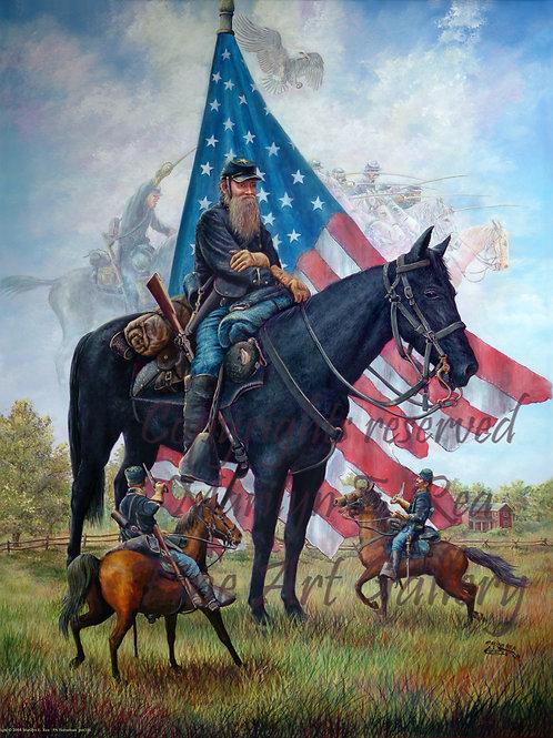 PRTGLP316-PA Horseman