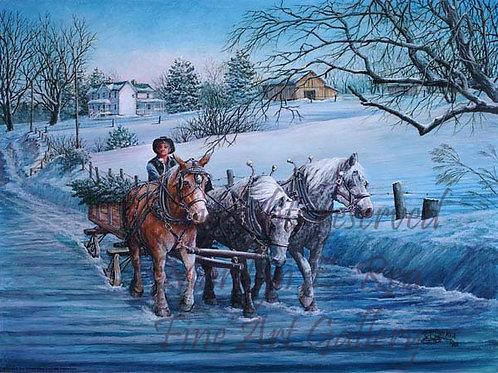 PRTGLP406-Winter Team and Hills n Holla Farm