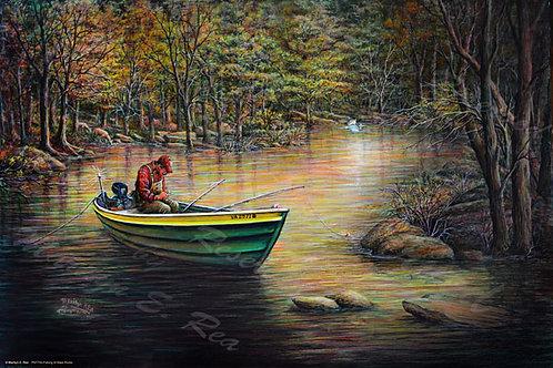 PRTGLP750-Fishing at Bass Rocks