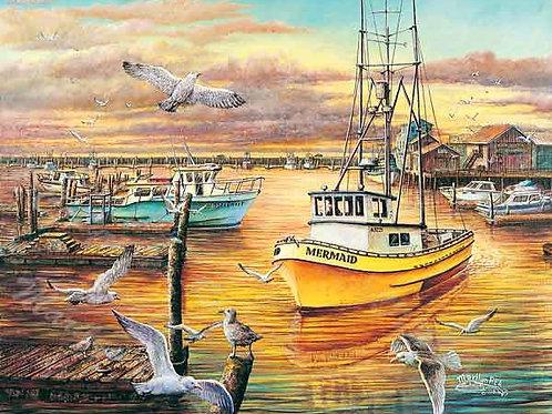 PRTGLP181-Harbor Sounds (Mermaid)