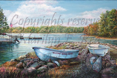 PRTGLP432-Lake Kerr Skiffs