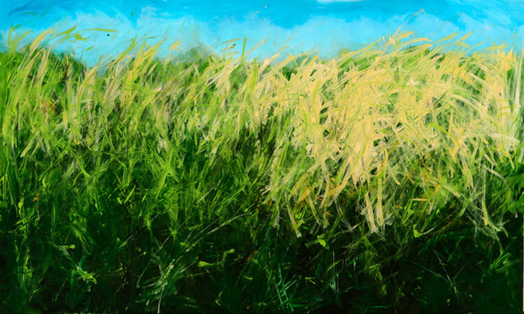"""Wind in the Grasses"""