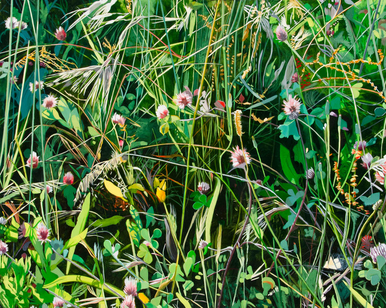 """Wild Grasses #1"""