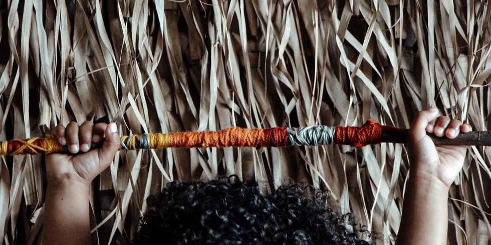 Jungle Knutselmiddag: kleurrijke toverstokken (1)