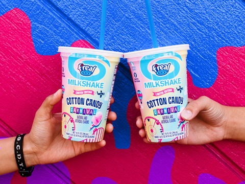f'real foods Cotton Candy