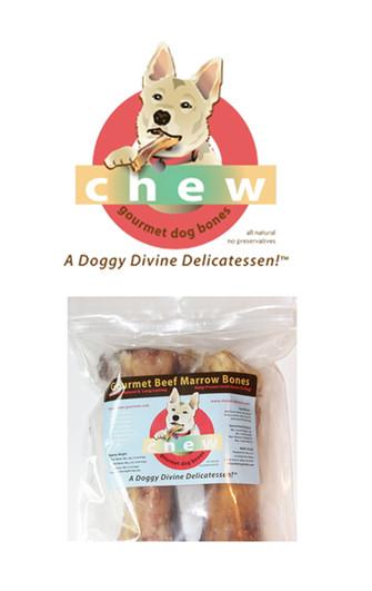 Chew Gourmet Dog Bones