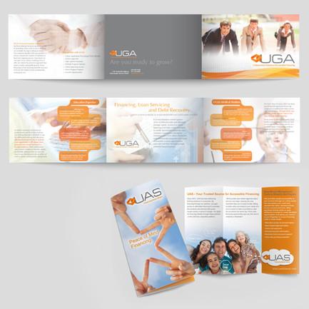 UGA/UAS Brochures