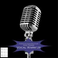 Vocal Warm Up-NOTEN