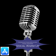 VocalWarmUp - APP iOS